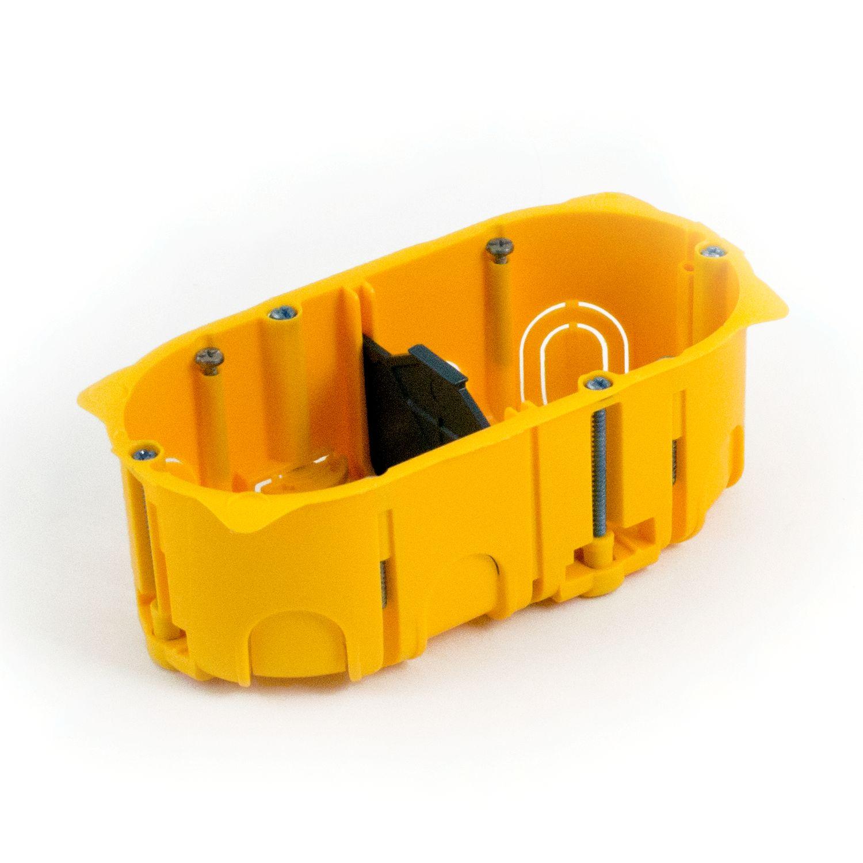 lyndahl | universal-unterputzdose 2-fach | b2b shop